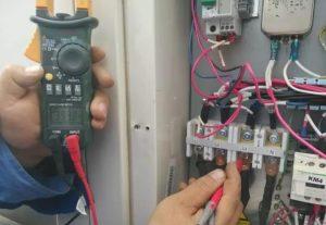 """格力风管机和天井机手操器或者面板报""""dj""""故障代码如何处理?"""